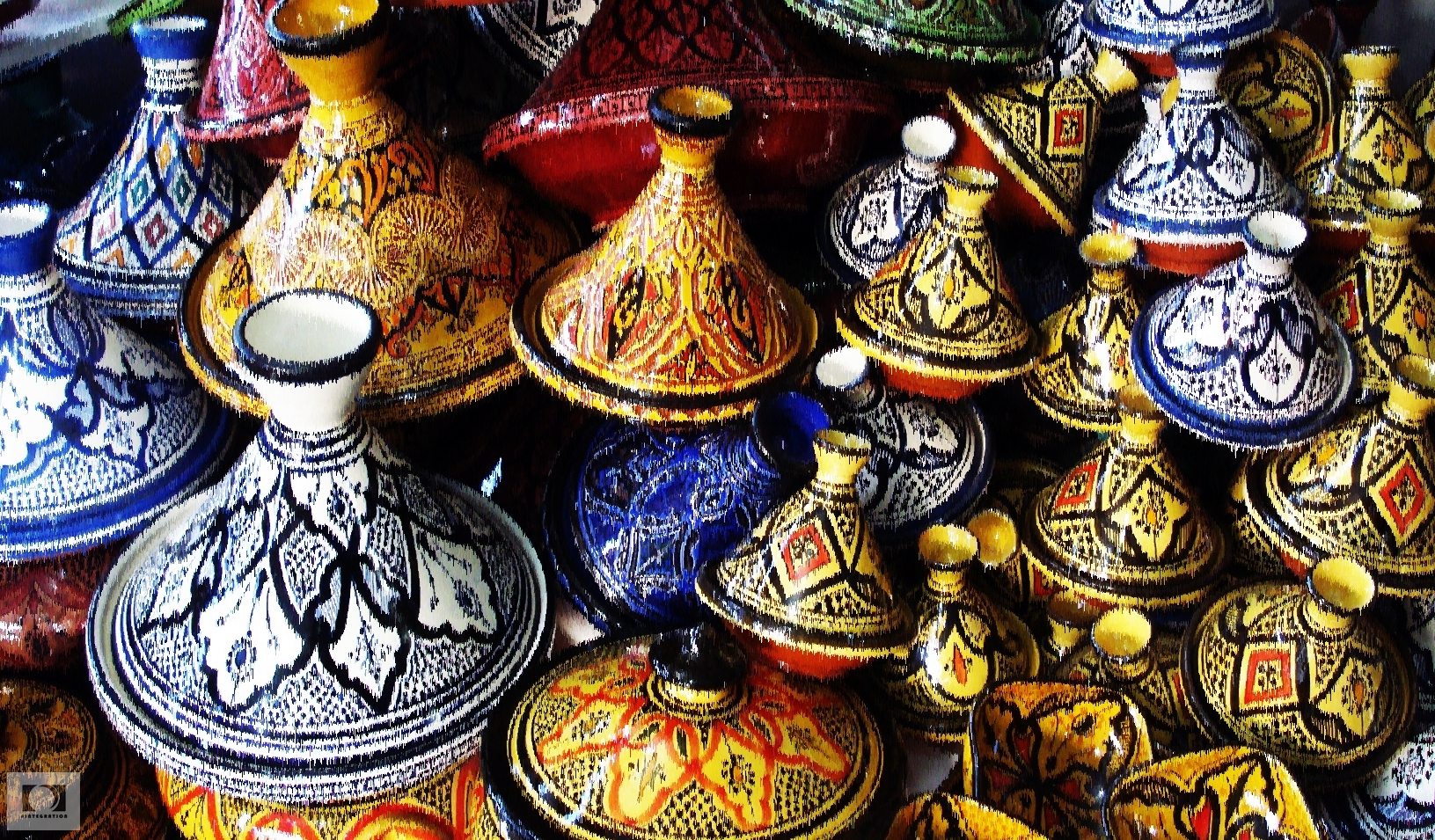 Moroccan Tagine | 1.Integration